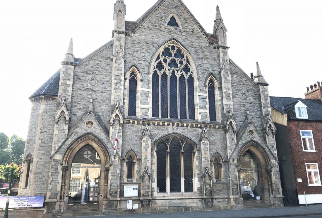 Bailgate Methodist Church